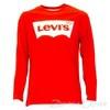 N91005H Levis Logo T-shirt RØD