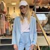 7210991 Hound Fashion Blazer LYS BLÅ