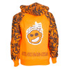 Firstgrade Urban Camo Hoodie  ORANGE