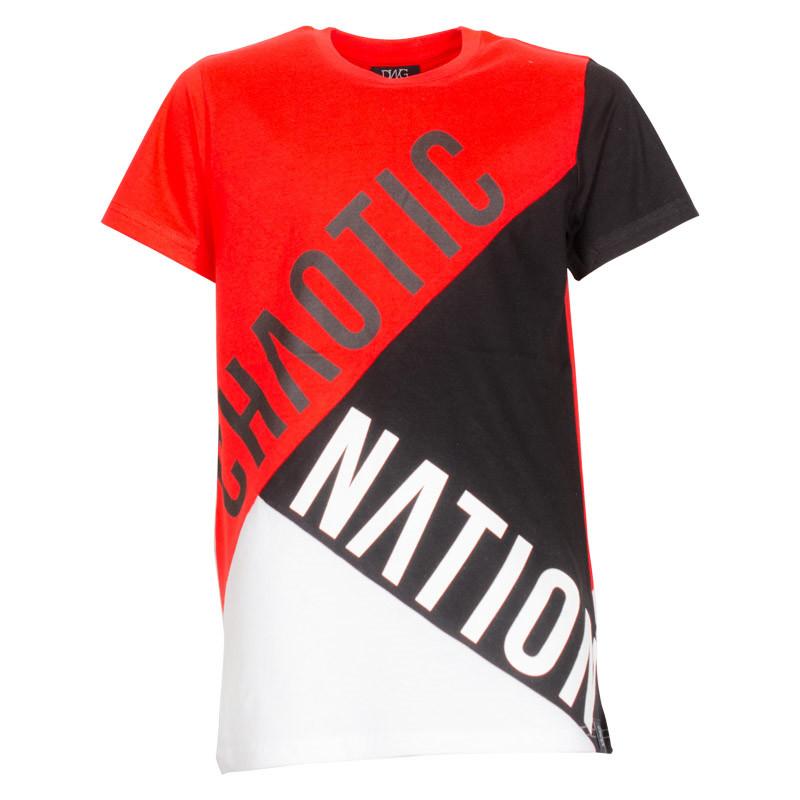 9cd872cbf41f 4601175 DWG Edmon 175 T-shirt RØD