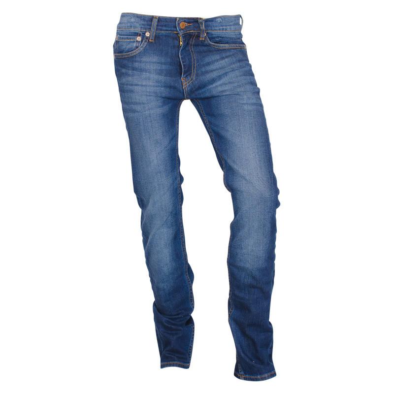 707555c2 Blå Levis Jeans i slim fit til drenge 8-16 år