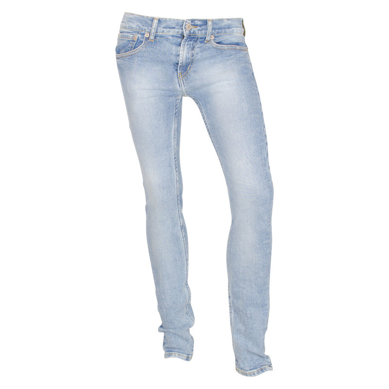 d1a6cf51 Super skinny Levis jeans i lyseblå til drenge fra 8-16 år