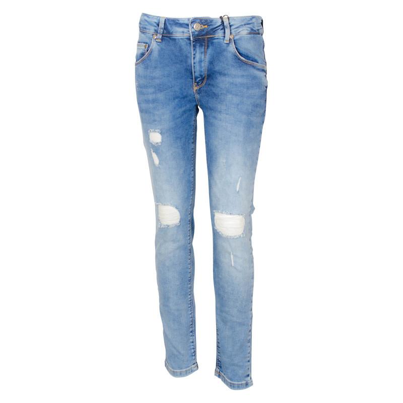 7677498b574 14006 Costbart Dylan Jeans BLÅ