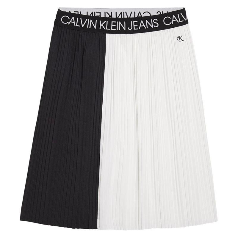 IG0IG00462 Calvin Klein Nederdel SORT