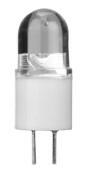 e3 LED, 0,3W G4-Pin, 3000K, 15000H, 1LED