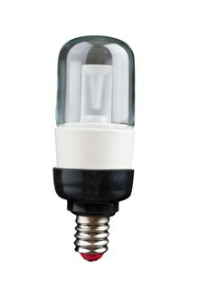 e3 LED star T30, V0, 14V, 1,1W, E14, C824, White
