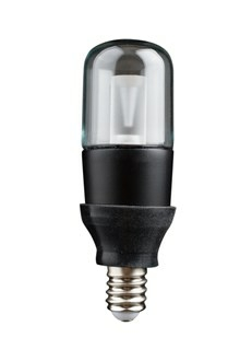 e3 LED star T30, V0, 2,0W, E14, C824, Black
