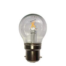 e3 LED Proxima G45, B22, 65lm, CL, 822