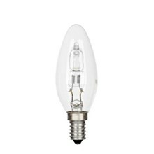 GE ecoHalo C35 Candle E14 30W 405lm