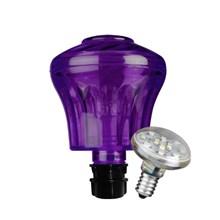 Cabochon Combo Classic Purple inkl. LED