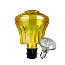 Cabochon Combo Classic Yellow inkl. LED