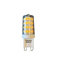 e3 LED G9, C827, CRI80, 410lm, 360dg, (=40W HAL)