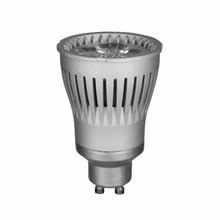 LED 4x1 - GU10 - 230V - RA80 - 3000 Kelvin dæmpbar