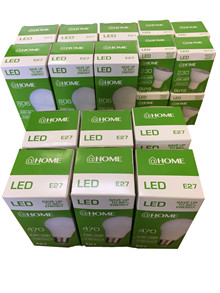 @Home LED House box