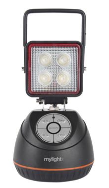 mylight.me LED Magnet Work Lamp 01