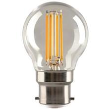 e3 LED Proxima P45, B22, 470lm, CL, 927 Dimmable, CRI90