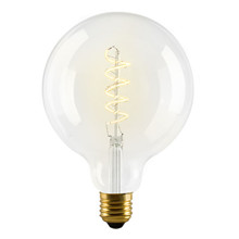 e3light LED Vintage G125 E27 Spiral, Dimmable