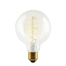 e3lights LED Vintage G95, E27, Dimmable