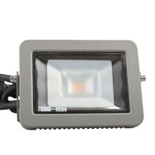 LED Floodlight 8,3W 760lm 3000K grå