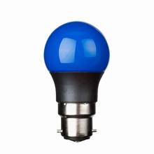 e3 LED P45B STD 0,3W 230V Blue B22 20000 timer