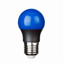 e3 LED P45B STD 0,3W 230V Blue E27 20.000 timer