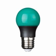 e3 LED P45B STD 0,3W 230V Green E27 20.000 timer