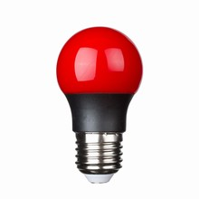 e3 LED P45B STD 0,3W 230V Red E27 20.000 timer