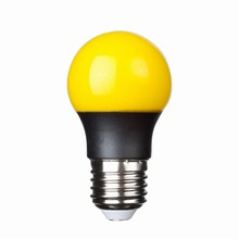 e3 LED P45B STD 0,3W 230V Yellow E27 20.000 timer