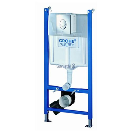 Grohe Rapid SL cisterne m. Skate plade 1,13m