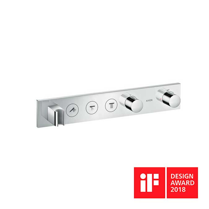 Hansgrohe Termostatmodul Select 530/90 m/ 3 udtag t/ indbygning