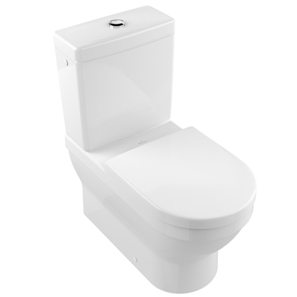 Villeroy & Boch Architectura Back-to-Wall Round toilet
