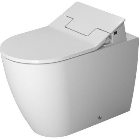 Duravit SensoWash ME by Starck WC skål, back-to-wall