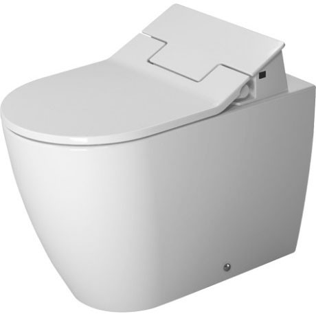 Duravit SensoWash ME by Starck WC skål /m HG, back-to-wall