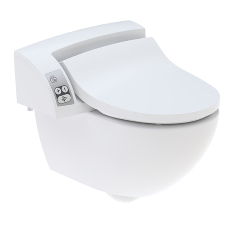 Geberit AquaClean 5000Plus væghængt toilet