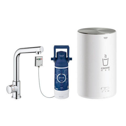 GROHE Red Mono armatur L-tud inkl. M-size kedel (3ltr)
