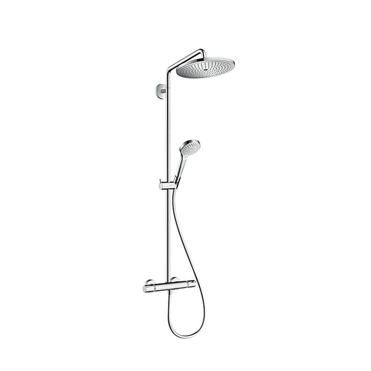 Hansgrohe Croma Select S 280 EcoSmart showerpipe