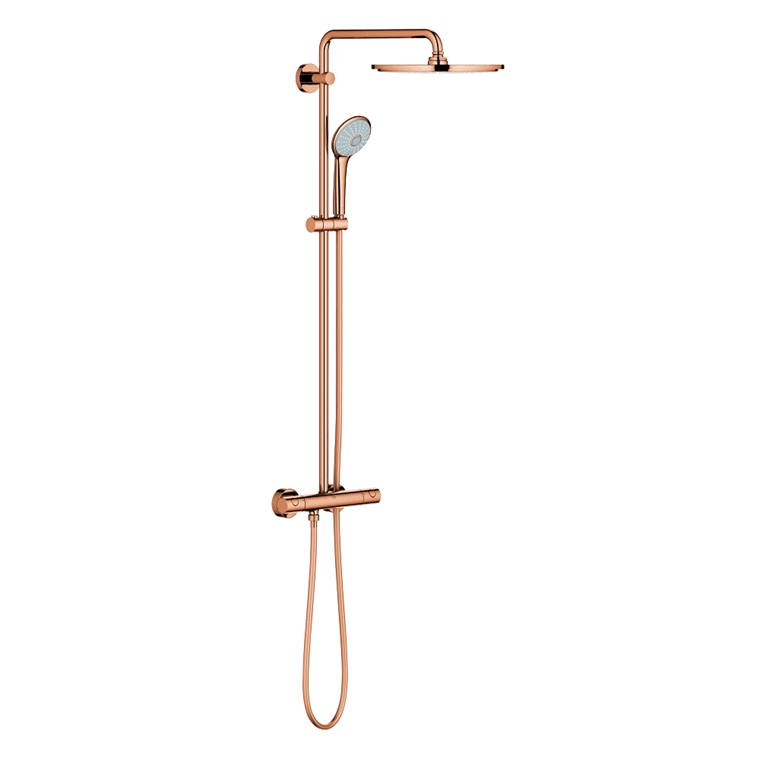 Grohe Euphoria 310 Brusesystem. Warm Sunset