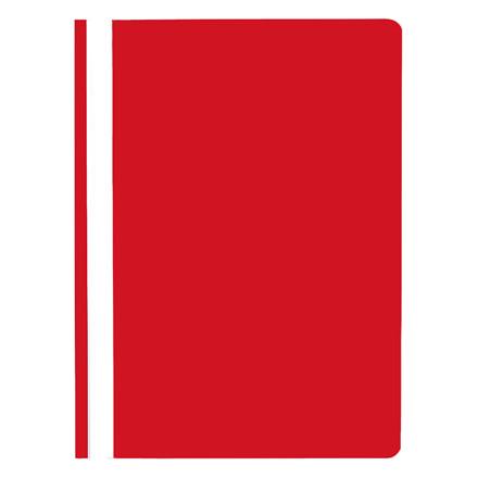 Nova tilbudsmappe pp- A4, Rød