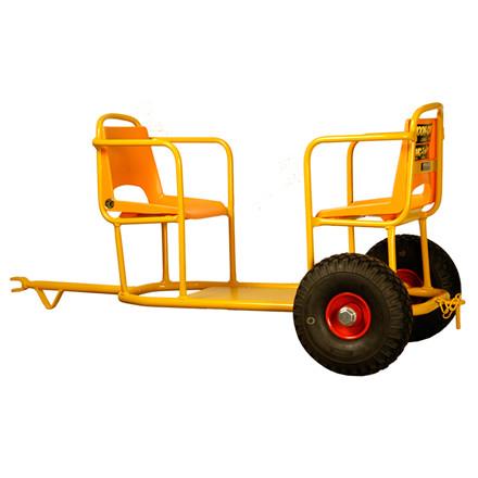 RABO Trolley anhænger -  Tilbehør til Moon-Car