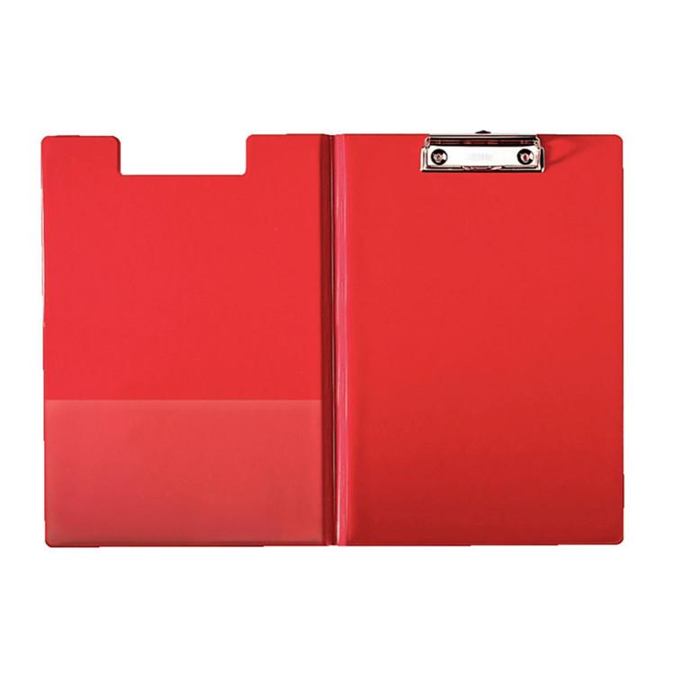 Esselte clipboard m/forside - A4 Rød
