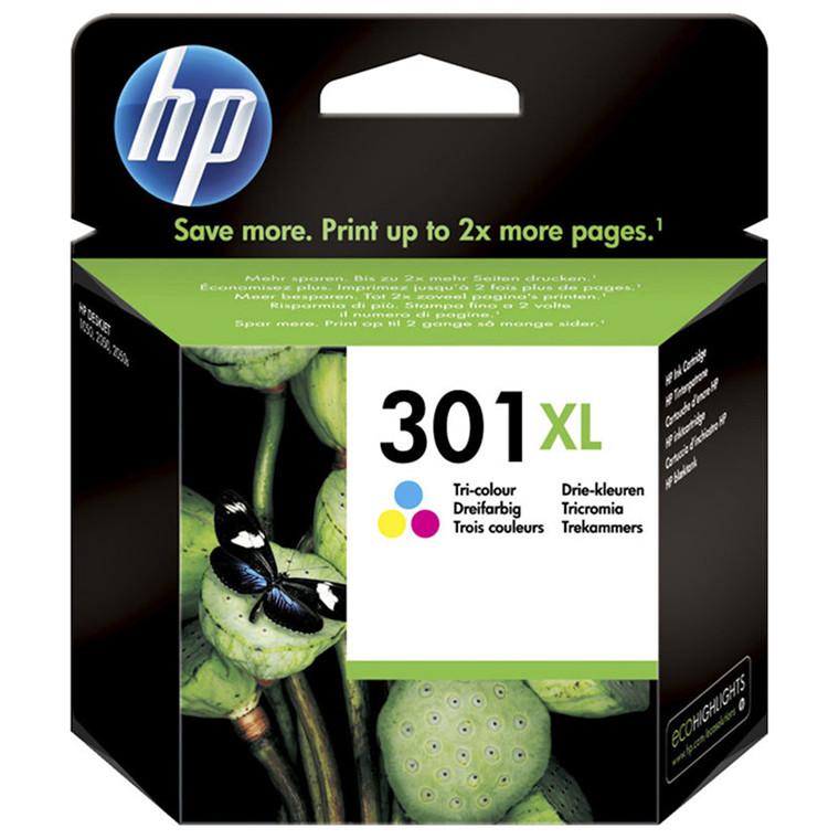 Blækpatron HP301XL Color