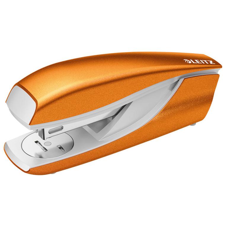 Leitz 5502 hæftemaskine - WOW Orange