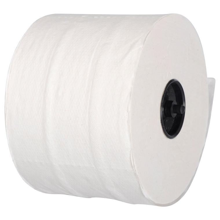 Toiletpapir, 2-lags, neutral - Blandingsfibre, 36 rl.