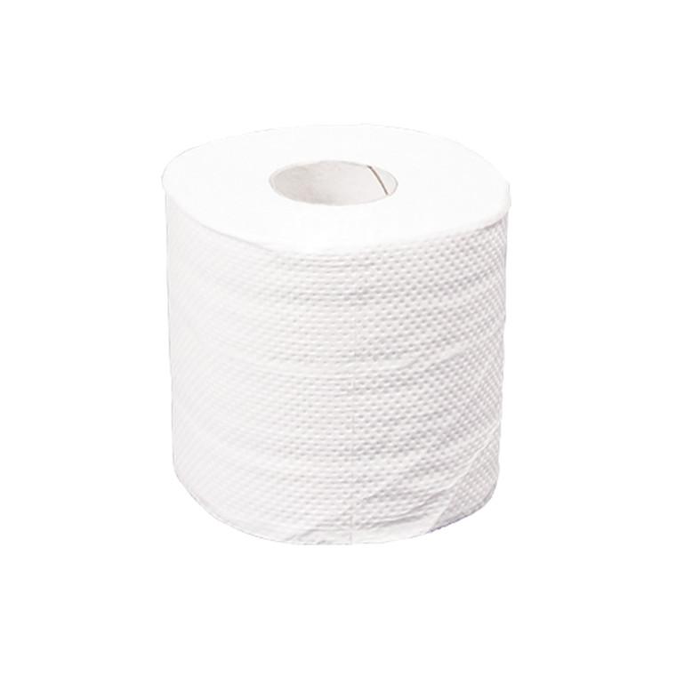 Abena toiletpapir, 2-lags Care-Ness - 100% nyfiber, 64 ruller