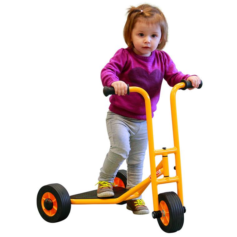 RABO 3-hjulet sparkecykel - 61 x 40 x 60 cm