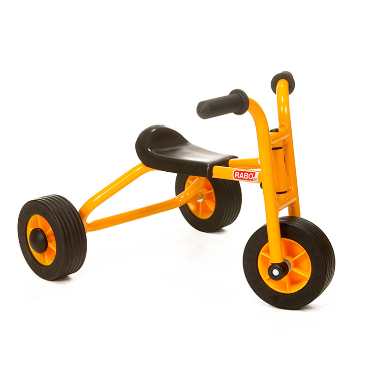 RABO 3-hjulet Gåcykel - 60 x 46 x 39 cm
