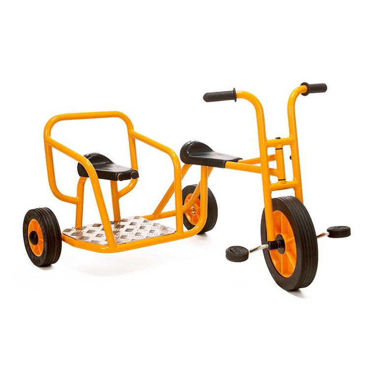 RABO sidevognscykel