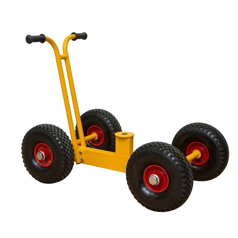 RABO Moon-Car Hjulchassis til graveenhed
