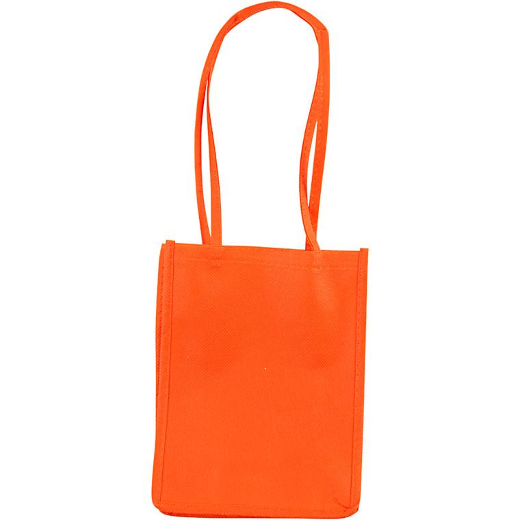 Trick or treat pose - Mulepose - Orange,  4 stk.
