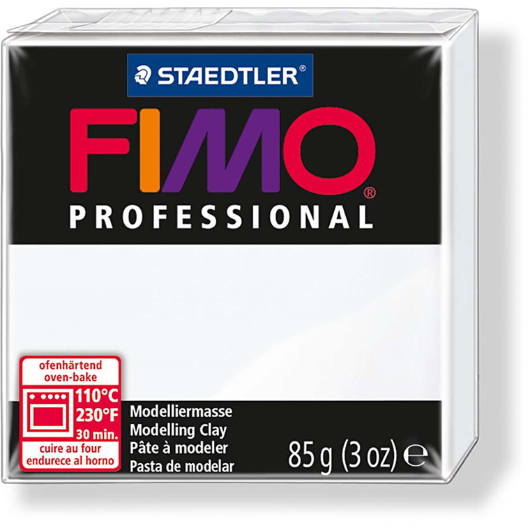 FIMO® Professional hvid 85 g